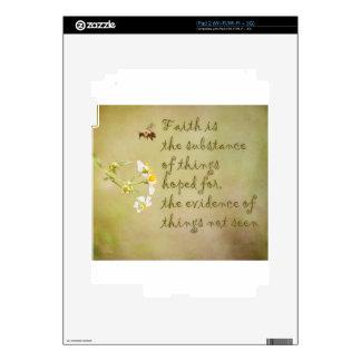 Faith Skins For iPad 2
