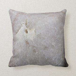 """Faith - """"Soft Rock"""" Throw Pillow"""