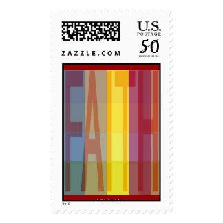 Faith Stamp