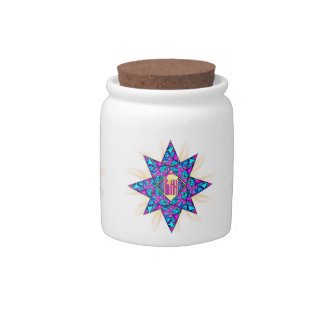 Faith ~ Star Candy Jar
