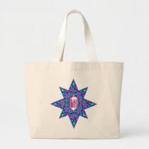 Faith ~ Star Large Tote Bag