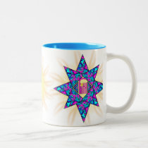Faith ~ Star Two-Tone Coffee Mug