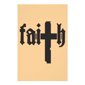 Faith Stationery