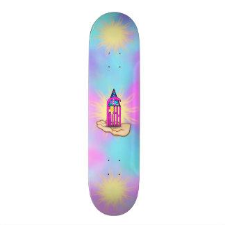 Faith Steeple Skate Decks