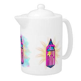 Faith ~ Steeple Teapot