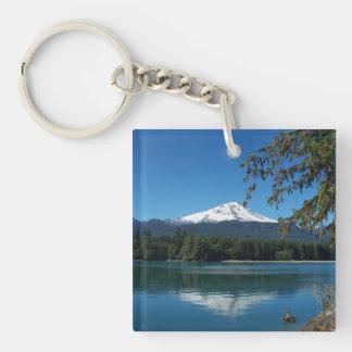 Faith That Can Move Mountains Keychain