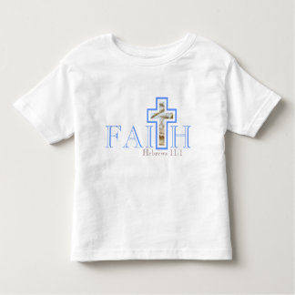 Faith Toddler Tee