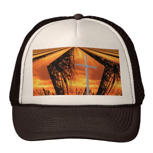 Faith_ Trucker Hat