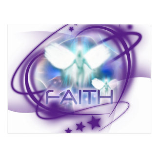 Faith Virtue Postcard