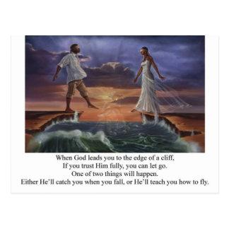 Faith Walk Post Cards
