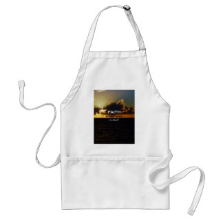 Faith Without Works Is Dead Adult Apron