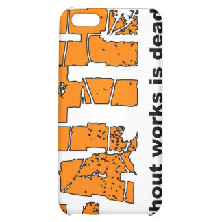 Faith without works is dead James 2 26 Cover For iPhone 5C