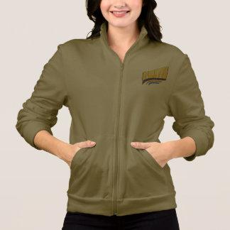 Faith Women's California Fleece Zip Jogger Jacket