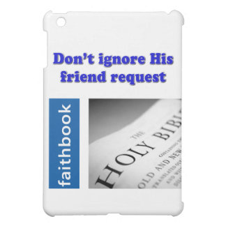 FaithBook Request iPad Mini Case