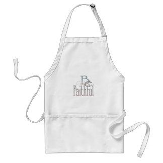 Faithful 2 adult apron