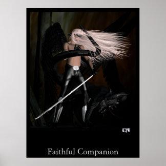 Faithful Companion Poster