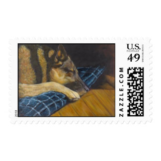 Faithful Dreams postage stamps