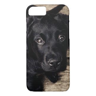Faithful eyes of a Puppy dog iPhone 8/7 Case