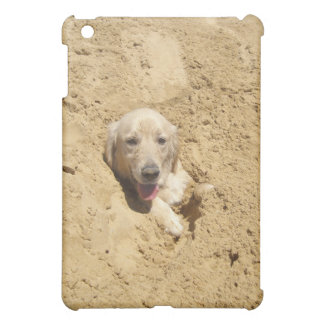 Faithful Friend Yellow Lab iPad Mini Cases