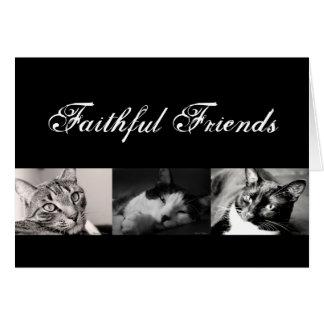 Faithful Friends Card