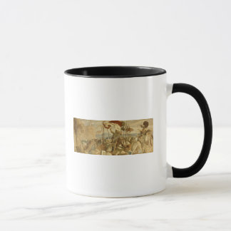 Faithful Men are the best wall', c.1855 Mug
