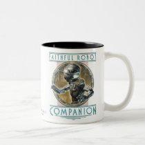 Faithful Robot Companion Mug