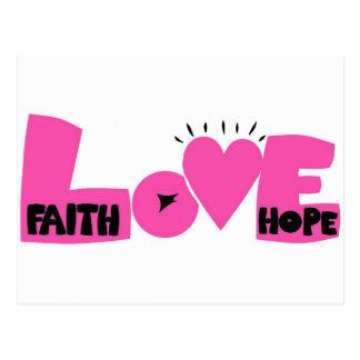 FAITHHOPELOVE POSTAL