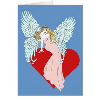 Faithless Angel Card
