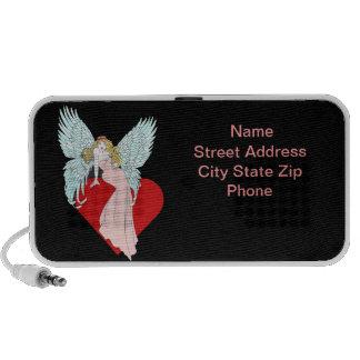 Faithless Angel Portable Speaker