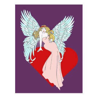 Faithless Angel Postcard