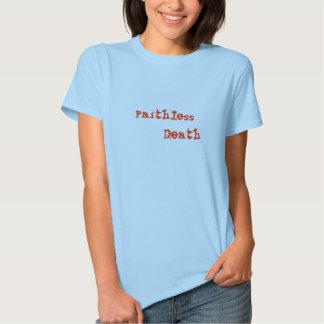 Faithless  Death T Shirt