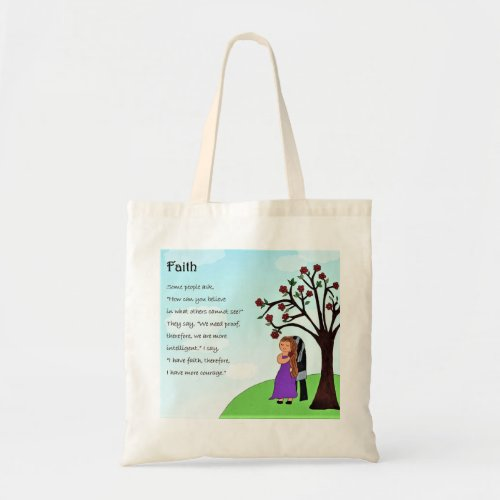FaithTote Bag