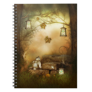 Faitytale Forest Notebook