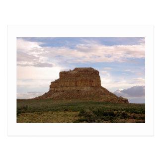 Fajada Butte postcard