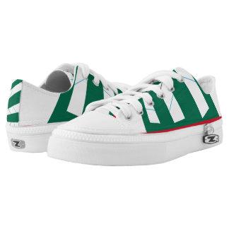 Fajita Bonita Triad Lo-Top Sneakers Printed Shoes