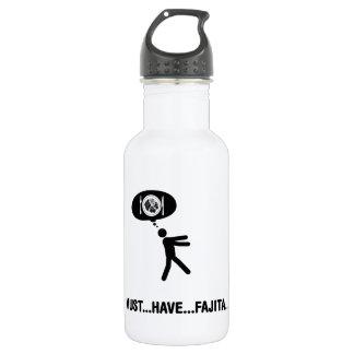 Fajita Lover Stainless Steel Water Bottle