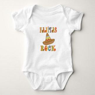 Fajitas Rock Baby Bodysuit