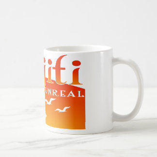 Fajiti - It's UNREAL horizon Coffee Mug