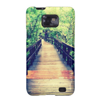 Fakahatchee Strand Boardwalk Galaxy S2 Cover