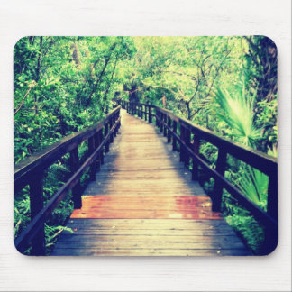 Fakahatchee Strand Boardwalk Mouse Pad