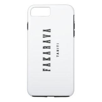 Fakarava Tahití Funda iPhone 7 Plus