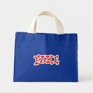 Fake bag (dark)