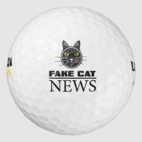 Fake Cat News Wilson Ultra 500 Distance Golf Ball