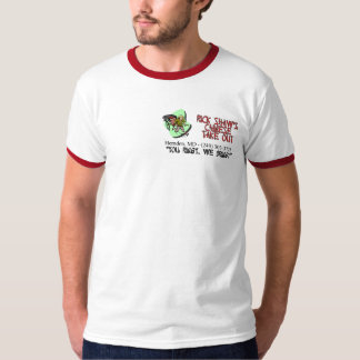 Fake Chinese Take Out Logo T-Shirt