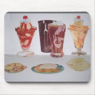 fake food mousepad