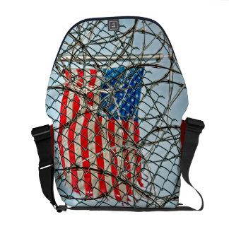 Fake Freedom Courier Bag