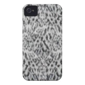 Fake Fur Ocelot Pattern Blackberry Case-Mate iPhone 4 Case-Mate Case