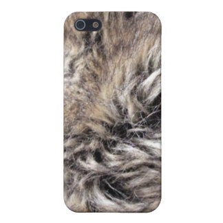 Fake Fur Texture Covers For iPhone 5
