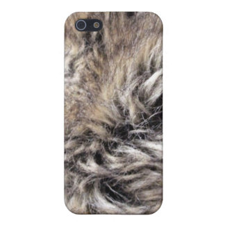Fake Fur Texture iPhone 5 Cases