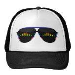 Fake Glasses - EQ Bar Trucker Hats